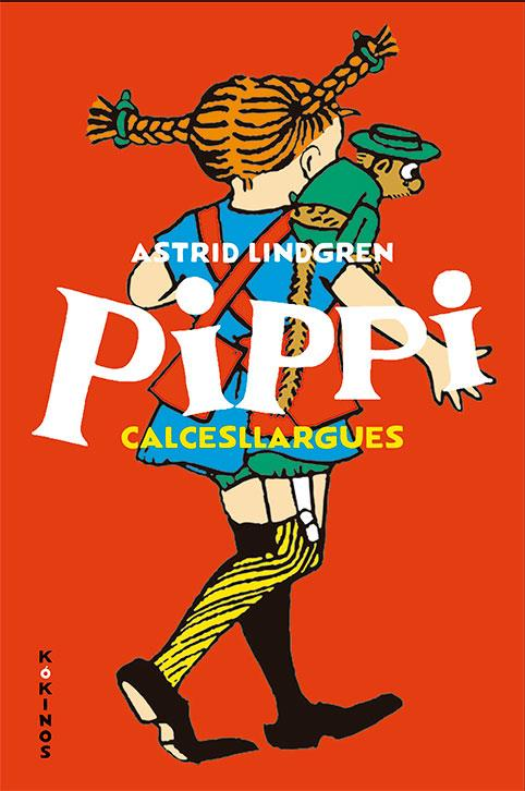 PIPPI CALCESLLARGUES | 9788417742140 | LINDGREN, ASTRID