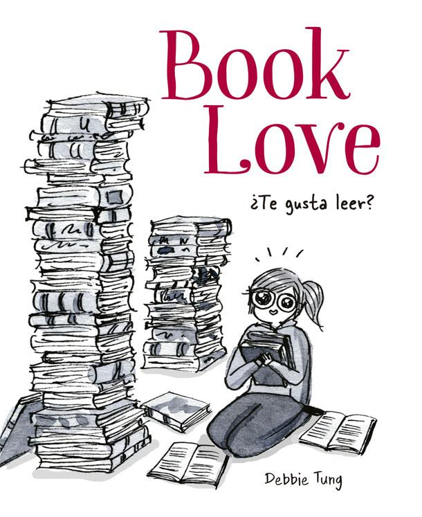 BOOK LOVE | 9788416670802 | TUNG, DEBBIE